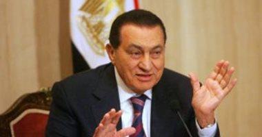 """الإمارات ناعية """"مبارك"""": رجل السلام و محارب الإرهاب"""
