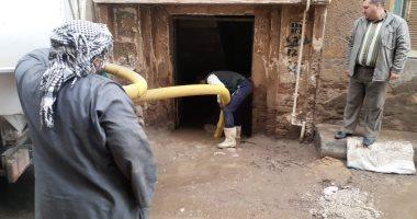 التنمية المحلية: استمرار حالة الطوارئ فى المحافظات لرفع مياه الأمطار