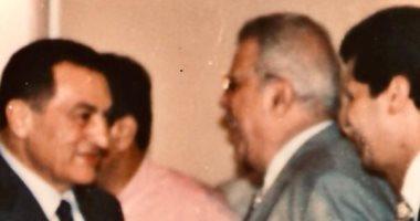 """مؤلف """"سيرة ومسيرة"""": مبارك قالى: """"شكرا يا ابنى"""" بعدما قدمت حياته الاجتماعية فى المسلسل"""