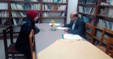 تصعيد 44 طالب من أسيوط للمشاركة فى التصفيات النهائية لمسابقة تحدى القراءة العربى -