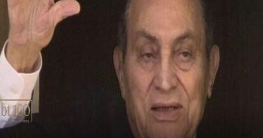 شاهد.. تواجد أمنى فى محيط مقابر أسرة الرئيس الراحل حسنى مبارك