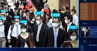 أجهزة التعرف على الوجه بالصين تكشف هوية الأشخاص أثناء ارتداء الكمامات