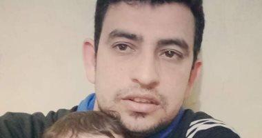 """شقيق شهيد الشهامة بكرداسة: """"قلب والدتى شعر بالكارثة أثناء أدائها العمرة"""""""