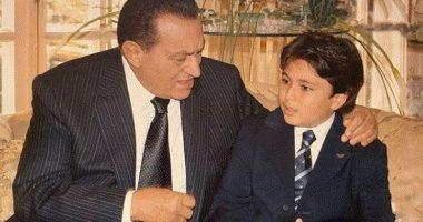"""عمر علاء مبارك: """"الله يرحمك يا جدى.. مع محمد أخويا فى الجنة إن شاء الله"""""""