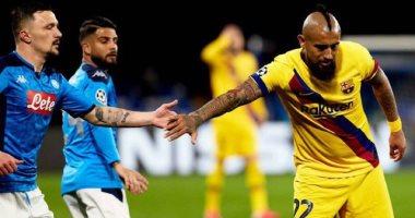 نابولي ضد برشلونة.. البارسا يتلقى ضربتين موجعتين قبل موقعة الإياب
