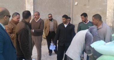 تحرير 26 مخالفة تموينية وإنذار عدد من المصانع والمنشآت بمركز سمالوط