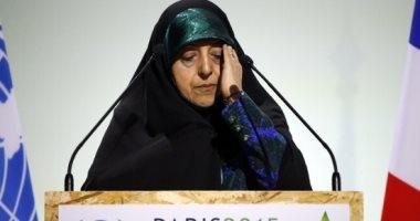 إصابة نائبة الرئيس الإيرانى بفيروس كورونا المتفشى فى البلاد