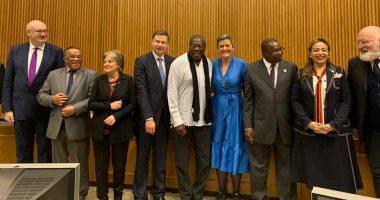 الاجتماع العاشر بين الاتحادين الأفريقى والأوربى بأديس أبابا يختتم فعالياته