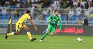 النصر يتعادل مع الأهلى 2 - 2 فى الدوري السعودي.. فيديو