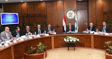وزير البترول: الغاز الطبيعى يمثل 96% من إجمالى احتياجات محطات الكهرباء فى مصر