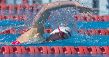 روسيا تتصدر منافسات السباحة بكأس العالم للخماسى الحديث للسيدات