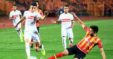 اهداف مباراة الزمالك والترجي التونسي في دوري ابطال افريقيا