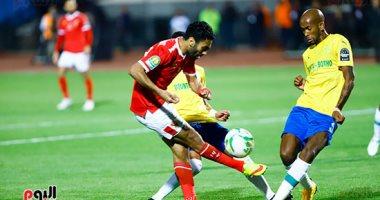 اتحاد الكرة يخطر الكاف بإقامة مباراة الأهلى وصن داونز بدون جمهور