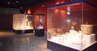 قطع ذهبية ملكية ونسخة من المصحف الشريف تعرض لأول مرة بمتحف الغردقة.. صور