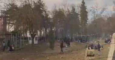 اليونان تعلن منع عبور 4 آلاف مهاجر غير شرعى قادمين من تركيا