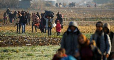 مفوضية اللاجئين: 40% من لاجئى العالم أطفال لا تتجاوز أعمارهم الـ18 عاما