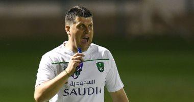 السعودية نيوز |                                              إقالة الصربي فلادان رسميا من تدريب الأهلي السعودي