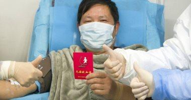 بشرى لمرضى كورونا.. الصين تنجح فى السيطرة على الفيروس ببلازما المتعافين