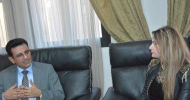 سفير اليمن بالقاهرة: علاقاتنا مع مصر خط أحمر ولا يمكن المساس بقوتها