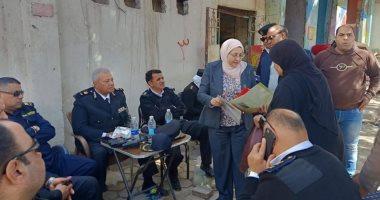 """محافظة القاهرة تنقل 110 أسر للأسمرات وتخلى 42 عقار بـ""""كوم غراب"""" بالفسطاط"""