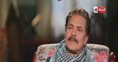"""محمد رياض: وقعت فى عشق """"بت القبائل"""" و""""لن أعيش فى جلباب أبى"""" الأقرب لـ قلبى"""