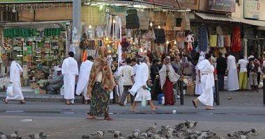 حملات مكثفة على مقرات سكن العمالة الوافدة فى مدينة السيح السعودية