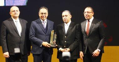 احتفالية bt100 تكرم الدكتور هاني سري الدين ضمن الأكثر تأثيراً فى الاقتصاد المصرى