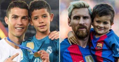 ابن كريستيانو رونالدو يسجل 58 هدف واليوفي ترغب في شراءه لضمان