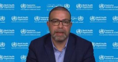 الدكتور أمجد الخولى استشارى الوبائيات بمنظمة الصحة العالمية