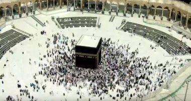السعودية نيوز |                                              السعودية فى خدمة الحرمين.. رسالة ملوك المملكة لدعم حجاج بيت الله.. فيديو