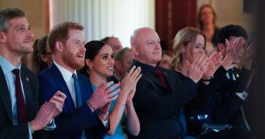 أول ظهور علنى للأمير هارى وزوجته ميجان ماركل فى لندن بعد الملكية