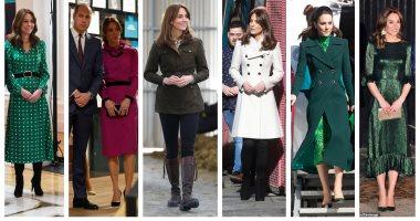 رغم اختيارها للملابس المستدامة..كم تكلفت إطلالات كيت ميدلتون في إيرلندا؟