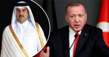 تميم يبدد ثروات قطر.. الدوحة تدفع لتركيا 15 مليار دولار لإنقاذ الليرة