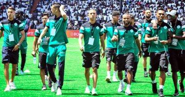 منافس الزمالك.. الرجاء يعلن موعد عودة الأجانب استعدادا للمباريات