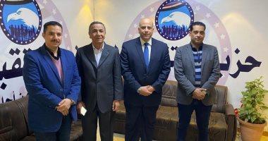 """""""مستقبل وطن"""" يعلن دعم المرشح وحيد عامر فى الانتخابات التكميلية بدائرة سمالوط"""