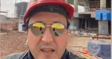 المستشار الإعلامى لرئيس الوزراء يكشف إنجازات التشييد بالعاصمة الإدارية..فيديو