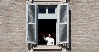 بابا الفاتيكان يقيم صلاة خاصة بسبب كورونا