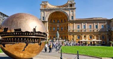 إغلاق متاحف الفاتيكان حتى مطلع أبريل المقبل بسبب كورونا