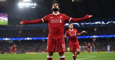 محمد صلاح ثالث هدافى الدوري الإنجليزي منذ انضمامه إلى ليفربول