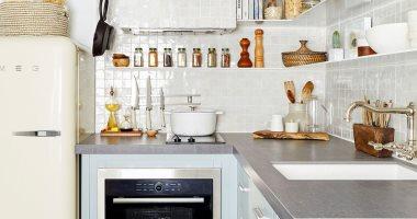 ديكورات مطابخ صغيرة على موضة 2020.. حيل مختلفة لتوسيع المطبخ
