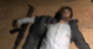 مقتل عنصر إجرامى هارب من 3 أحكام بالإعدام فى اشتباكات مع الأمن بالإسماعيلية