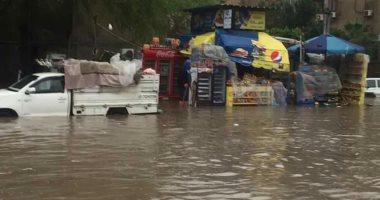 قراء اليوم السابع يشاركون بصور للأمطار بالقاهرة والمحافظات