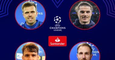أوبلاك يتصدر قائمة المرشحين لجائزة أفضل لاعب فى دورى أبطال أوروبا