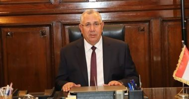 وزير الزراعة: القطن المصرى راجع بقوة.. ومصنع الغزل يعمل بأحدث تكنولوجيا