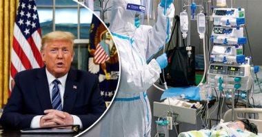 ترامب: طلبت من فرق طبية ماهرة الاتصال بلندن لمساعدة بوريس جونسون
