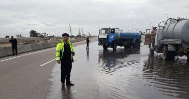 """تعرف على خطة """"مرور القاهرة """" لمواجهة الأمطار المحتملة على الطرق السريعة"""