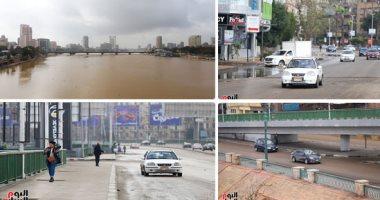 الأرصاد تؤكد انخفاض درجات الحرارة وأمطار على القاهرة الأربعاء والخميس