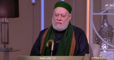 """على جمعة لبرنامج """"من مصر"""": توسل المسلمين بالسيدة مريم لا حرمانية فيه"""