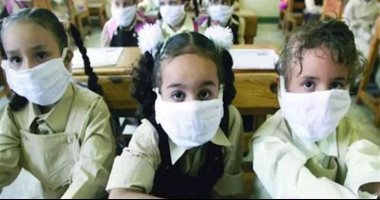 معاملة الكمامات المستعملة بالمدارس كنفايات طبية