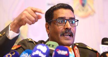 اشتباكات عنيفة بين الجيش الليبى ومليشيات الوفاق في محاور القتال بطرابلس